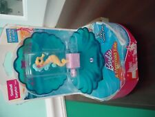 Seashell Surprise Seahorse Bracelet - Barbie A Mermaid Tale Toy Figure New