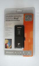 Targus Mobile Security Lock for iPod : 5G, Nano, Photo, 4G, Mini, 3G Brand New
