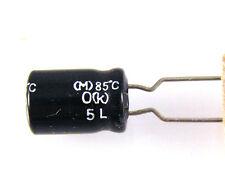 Chemi-con Electrolytic Capacitor TC04RSME100VB2M 100v 22uF 25 pieces OL0040