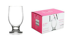 Gurallar LAV 305ml drinking glasses beer cocktail juice water -Box of 6-
