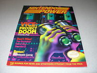 Nintendo Power Strategy Guide Vol. 24 Vice: Project Doom Disney Tale Spin Poster