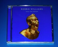 ROBBIE WILLIAMS, Take The Crown, ROAR EDITION, SEALED, Limited artwork edition