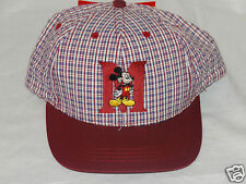 NEW WITH TAGS MICKEY MOUSE DISNEY KIDS 2-4 VINTAGE 90'S SNAPBACK CAP VTHF