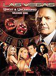 Las Vegas: Season One (Uncut & Uncensored) by James Caan, Josh Duhamel, Nikki C
