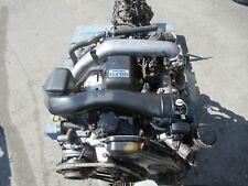 Jdm Toyota Hilux 1KZ-TE Turbo Diesel Engine Manual 4wd Transmission 1KZ 3.0L