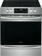 """New! Frigidaire Fgeh3047Vf 30"""" Slide-In Electric Range True Concection Air Fry"""