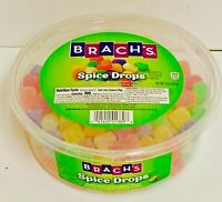Spice Drops Chewy Soft Candy Gummy Drops