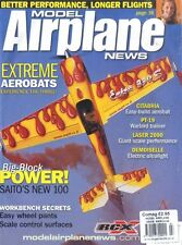 MODEL AIRPLANE NEWS MAGAZINE 2003 MAR CITABRIA AEROBAT, PT-19 WARBIRD TRAINER