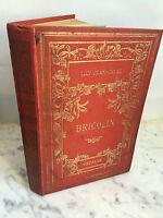 Lily Jean Javal Bricolin Gedalge 1925