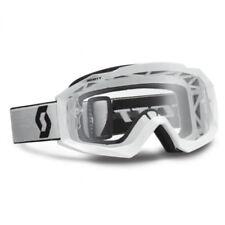 Gafas blancos Scott para conductores