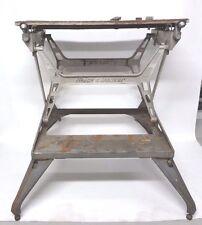 Vintage Black & Decker  Workmate   Light Weight Metal