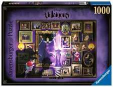 Ravensburger Disney Villainous Evil Queen 1000pc Puzzle