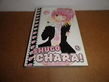 Shugo Chara! Vol. 5 by Peach-Pit (Del Rey)  Manga Book in English