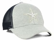 Dallas Cowboys Hat Women's NFL Snapback Trucker Mesh Helsinki Grey Adjustable
