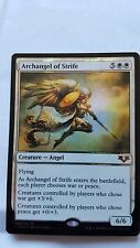 1x FOIL ARCHANGEL OF STRIFE - Rare - FTV Angels - MTG - NM - Magic the Gathering