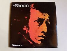 "FRYDERYK CHOPIN w Zelazowej Woli - DOUBLE 7"" EP 1980 GATEFOLD TONPRESS 33 34"