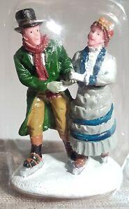 Lemax Caddington Village Figurine. Winter Romance.  # 72513. c.2017