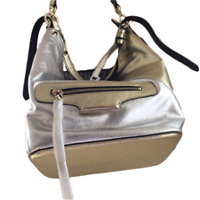 MIMCO REFLECT HOB0 in stunning METALLIC SILVER & GOLD rrp$450 now only $299 Dbag