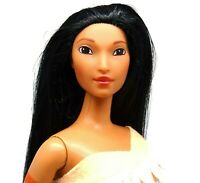 1995 Sun Colors (B) Pocahontas Doll (B) Raven hair Dark Brown eyes