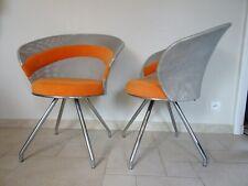 lot fauteuil ettore sotsass memphis milano design swivel chair garouste bonetti