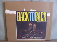 Duke Ellington/ Johnny Hodges- Play the Blues- Back to Back- VERVE 1997 Digipak