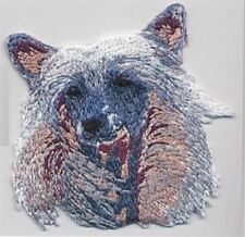 "2 7/8"" x 2 7/8"" Chinese Crested Dog Breed Embroidery Patch"