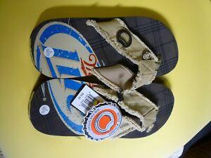Miller Lite Flip Flops Sandals with Bottle Opener