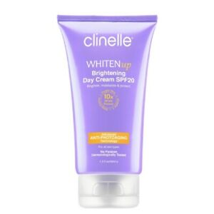Clinelle Whitenup Brightening Day Cream with SPF20 40ml - All Skin Types