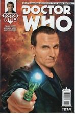 Doctor Who Ongoing Adventures Of The Ninth 9th Doctor #1 comic book TV series