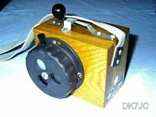 Morsetaste Morse Key Telegraph Key Morse Cley Lampe Sammlerstück