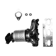 Exhaust Manifold with Integrated Catalytic Converter Fits: 2013-2015 Ford Explor