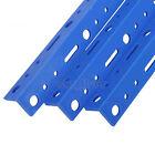5pcs Blue 20cm Plastic Connect Strip Fix Rod Frame For DIY Robotic Car Model Toy