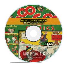 ACG Comics, Coo Coo, Cookie, Dizzy Dames, Moon Mullins Golden Age Comics DVD D31