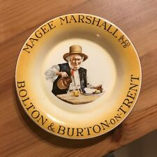 More details for c1930s vintage magee marshall&co ltd bolton&burton-on-trent ashtray free post