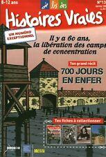 Livre enfants jeunesse histoires vraies no 136 8-12 ans book