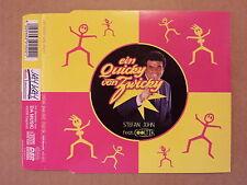 CD # mcd # Stefan John feat. cooltik # un Quicky di Zwicky # 2001 # M -/M -