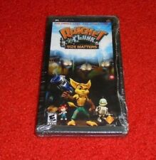 Ratchet & Clank: Size Matters GAME for Playstation Portable PSP system