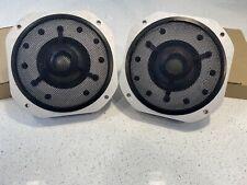 Yamaha JA-0801 Midranges, 1 Pair, NS 1000, Beryllium Domes, Excellent Condition