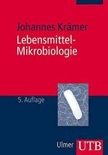 Lebensmittel-Mikrobiologie | Buch | Gut