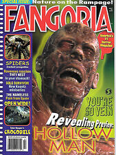 Fangoria #194 (2000, 84 pages, full colour) good as new - very very scarce