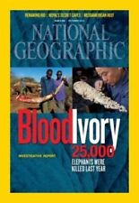 October Travel & Geography National Geographic Magazines