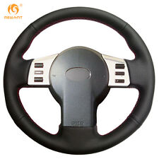 Leather Steering Wheel Cover for Nissan 350Z Infiniti FX FX35 FX45 2003-07 #GB12