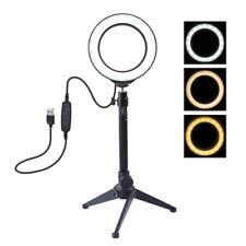 Dimmerabile LED Selfie Anello Di Luce Per Streaming In Diretta 3.6 Con Il