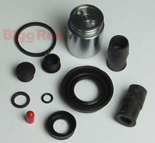 Rear Brake Caliper Rebuild Repair Kit for Ford Focus C-Max 2003-2007 (BRKP62S)