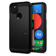 Google Pixel 4a 5G, Pixel 5 Case | Spigen® [Tough Armor] Protective Cover