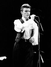 David Bowie ‏ 10x 8 UNSIGNED photo - P165 - Absolute Beginners & Sound & Vision