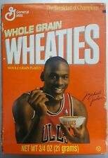 Micheal Jordan Mini Wheaties Box. Sealed.