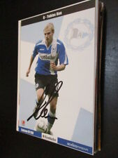 58704 Tobias Rau Bielefeld Bayern München DFB original signierte Autogrammkarte