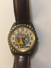 Roy Rogers and Dale Evans Fossil Watch ~ 1994 ~  Number 9414 of 15000
