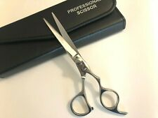 """6""""Japanese Stainless-Steel Professional Hair Cutting Scissor With Case"""
